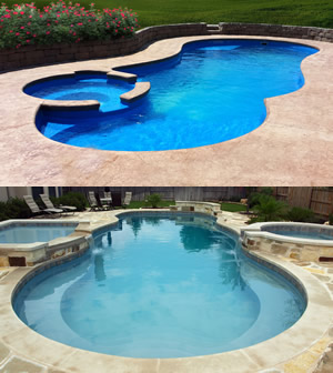 Authorized Dealer for Leisure Pools