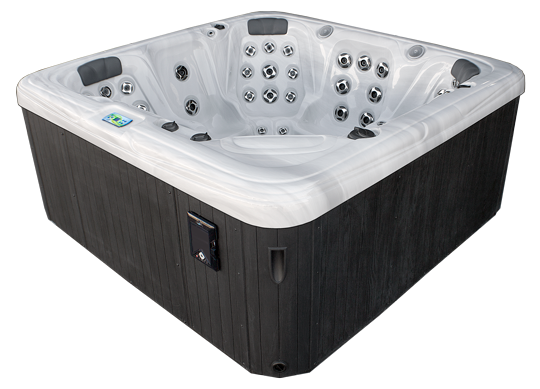 Authorized Dealer for Shoreline Spas